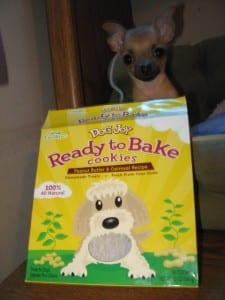 Freshpet Ready to Bake Cookies