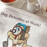 Detective Dogs Who Do Detective Work