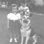 Jerry Mathers and His Hero Dog Ron Ton Ton