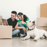 Tips for Moving House with Your Dog